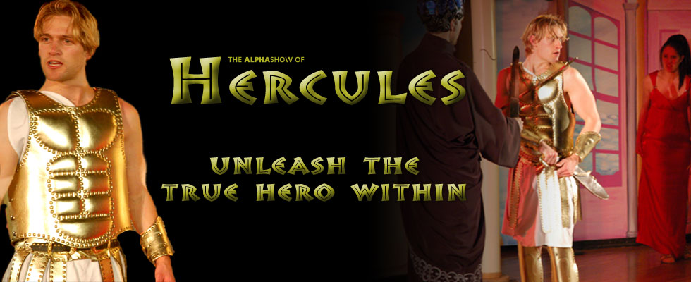 Hercules faces the decision of what type of hero he will be