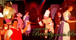 The Alpha Show of Beauty and the Beast
