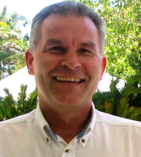 Phil Jackson – Production Executive & Set Designer/Painter