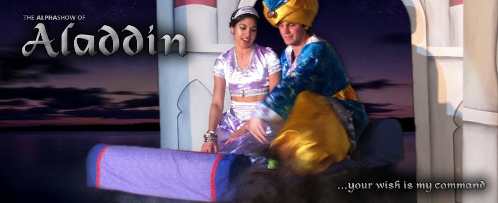 Aladdin 2013 Tour