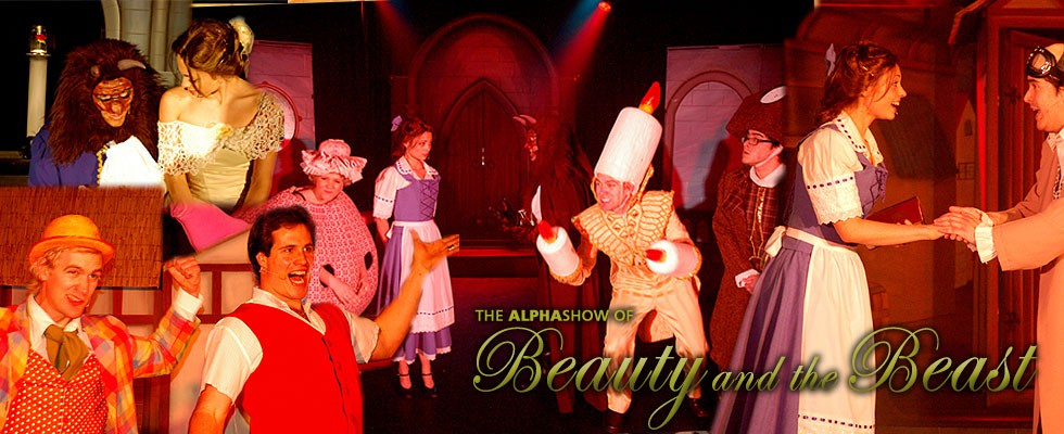 Beauty and the Beast 2013 Tour