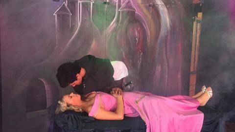 """With true loves kiss, the spell shall break""   #sleepingbeauty  #princessaurora…"