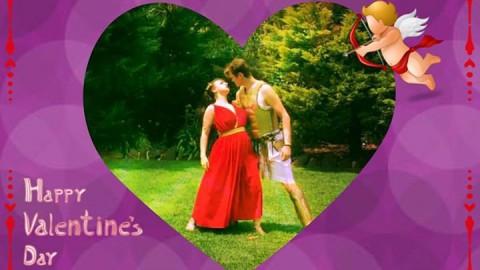 HAPPY VALENTINE'S DAY!!  We love you all xxx  #valentines  #love  #hercules  #m…