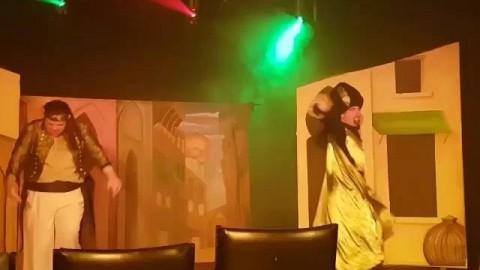Jafar needs the lamp y'all!  #Aladdin  #lamp  #genie  #wishes  #letsrock  #123yo…