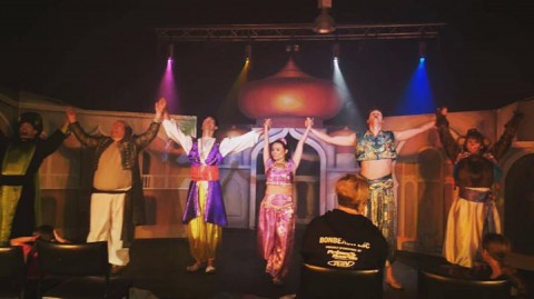GET READY EVERYONE! Aladdin is comin' atcha!   #Aladdin  #princess  #jasmine  #l…
