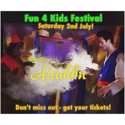 One week till we rock @fun4kidsfest  JULY 2 in Warrnambool…..