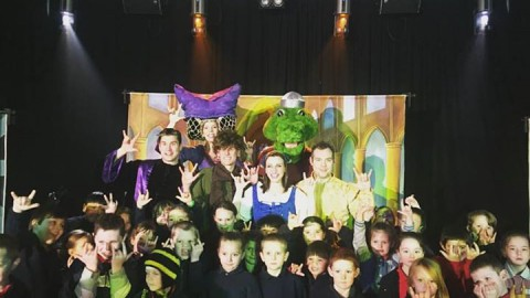 Thanks for an awesome show today Heathcote Primary! You guys…