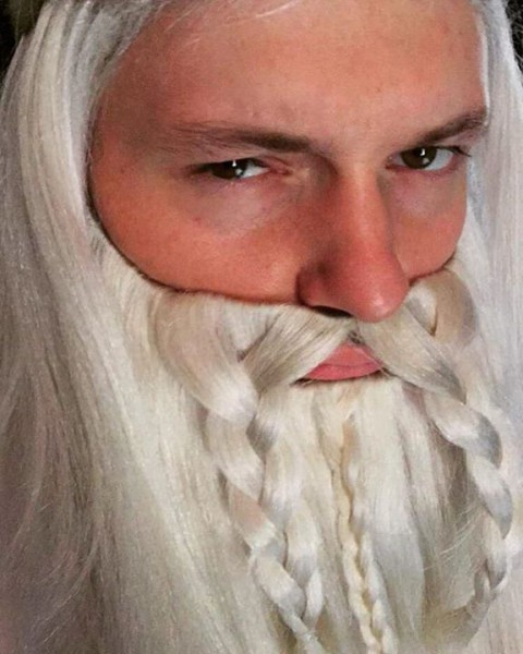 Zeus' new headshot   #Zeus  #greek  #greekgods  #lol  #love  #actor  #casting  #…