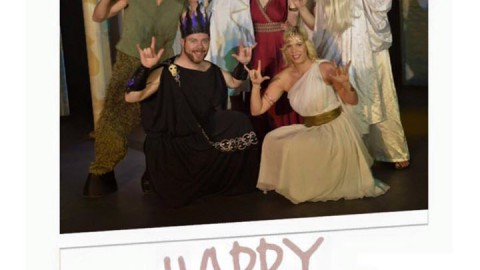 HAPPY EASTER FROM THE CAST OF HERCULES AND ALPHA SHOWS!!  Hope you guys are all …